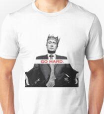 Hard Like Vladmir Putin Unisex T-Shirt