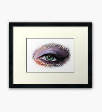 eye Framed Print