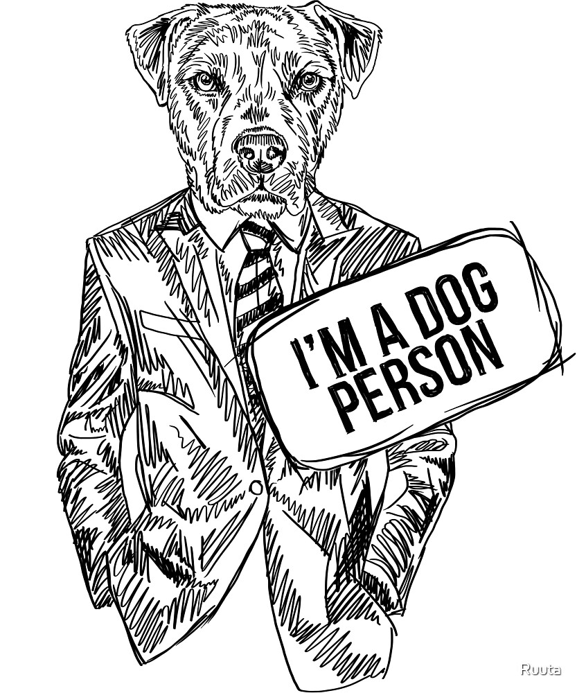 Dog Person by Ruuta