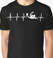 Camiseta gráfica Idea de regalo de waterpolo
