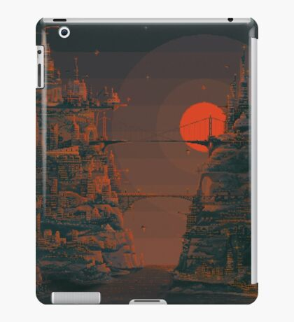 Parallel iPad Case/Skin
