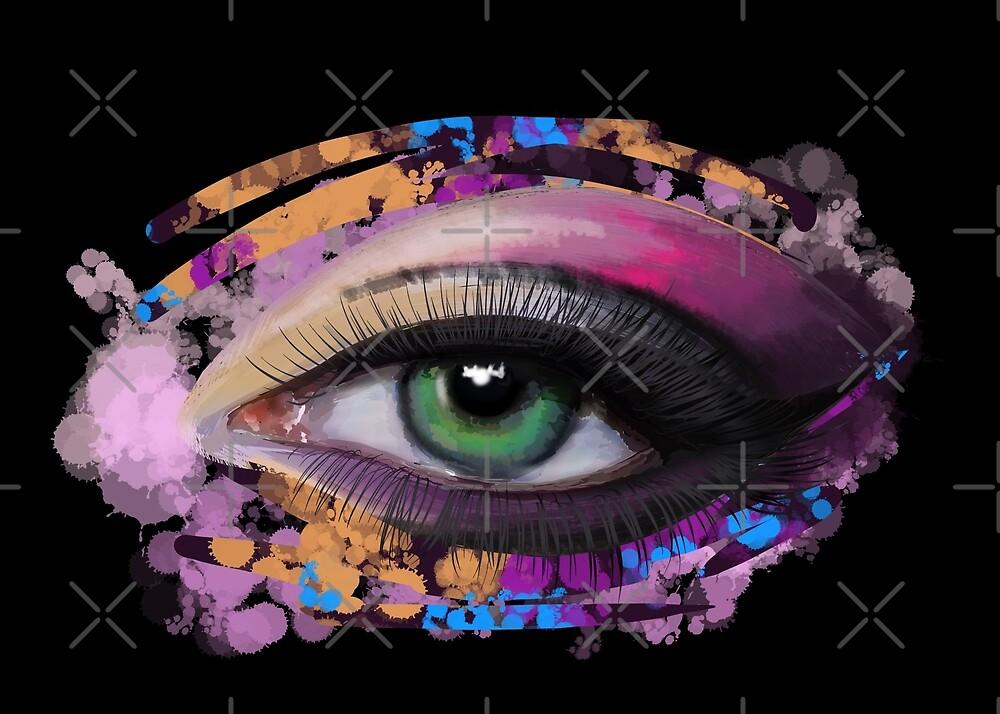 eye by Sibo Miller