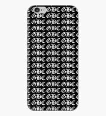 GOTHBOICLIQUE all over iPhone Case