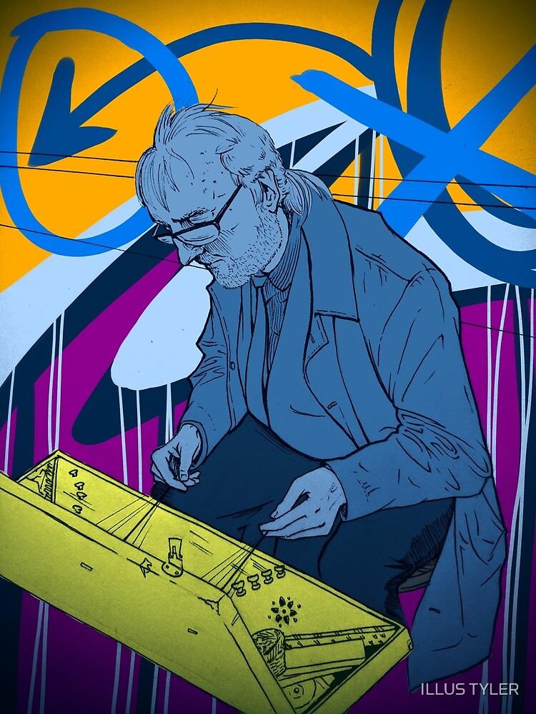 Subway Street art | Illustyler by ILLUS TYLER