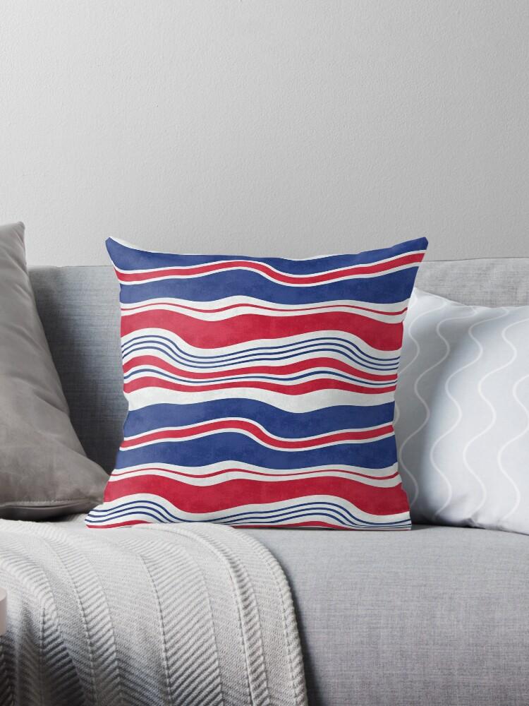 Horizontal wavy stripes.3 by marinaklykva