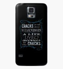 cracks Case/Skin for Samsung Galaxy