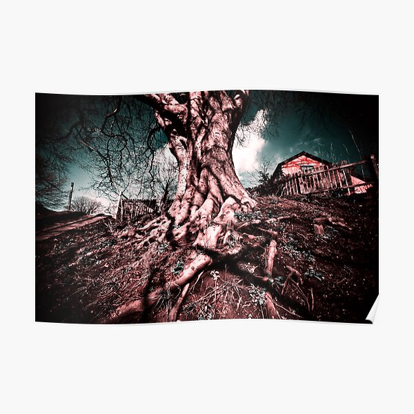 Tree. Poster