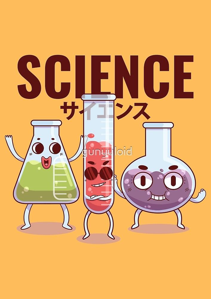 Anti Science Science Club by gunyuloid