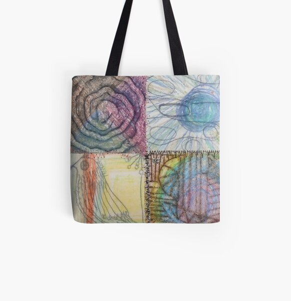 An Avian Haven All Over Print Tote Bag