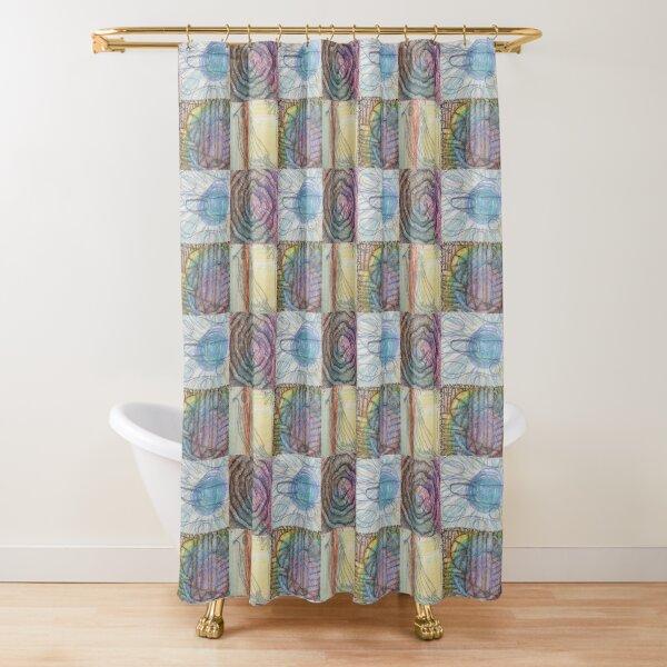 An Avian Haven Shower Curtain