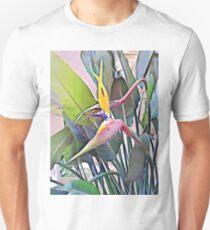 Birds Of Paradise Unisex T-Shirt