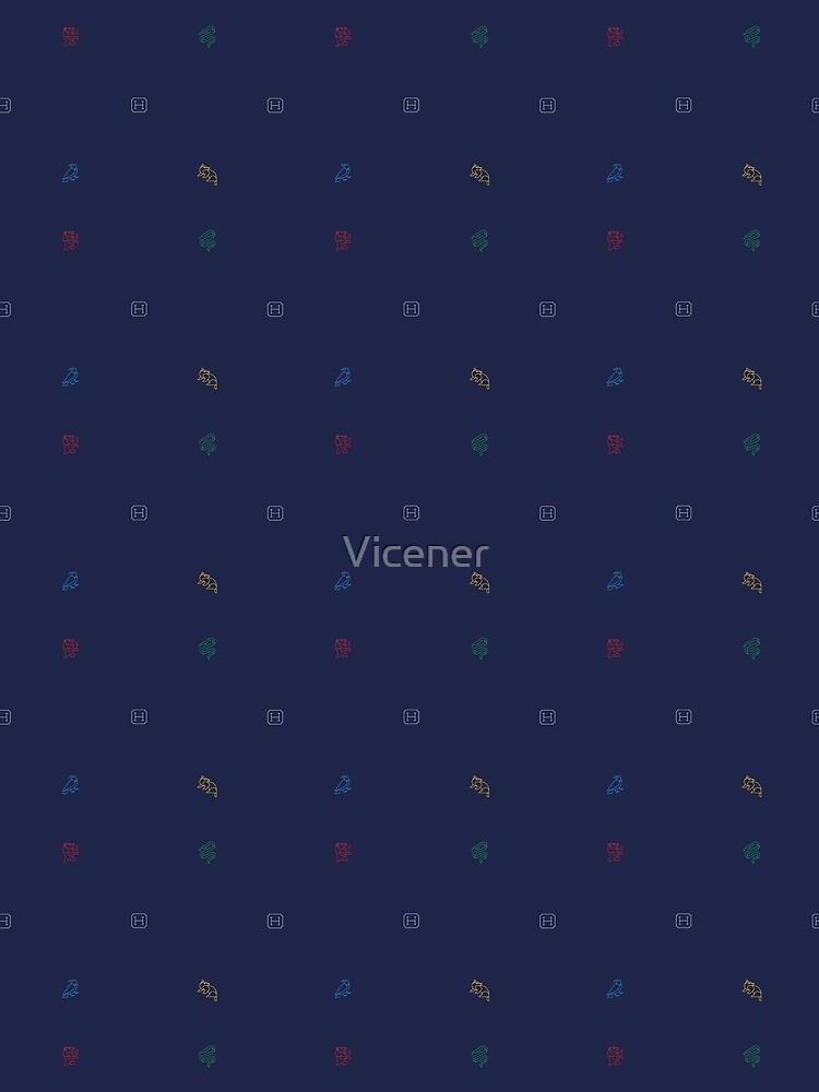 House Pattern by Vicener
