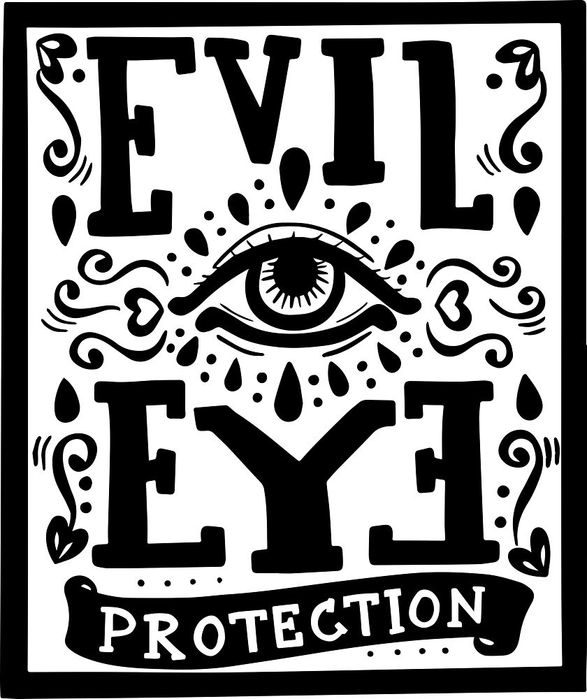 Evil Eye Protection by Dillyfae