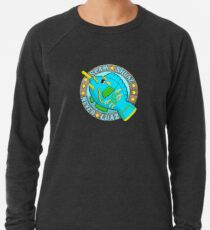 Spam Shuaz - Full Logo Lightweight Sweatshirt