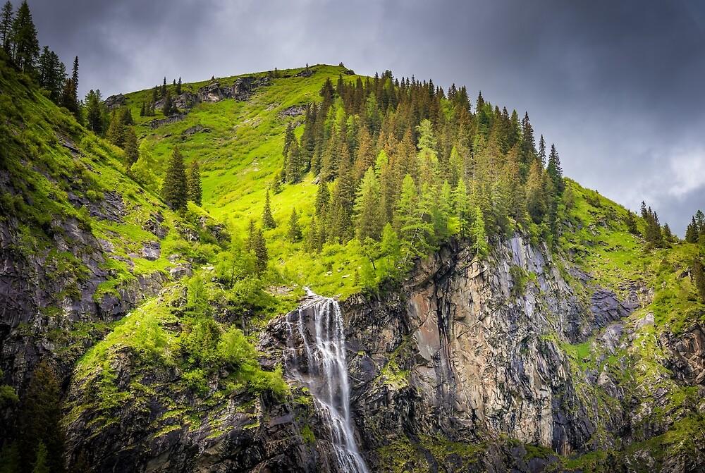 Bad Gastein, Austria by PeterCseke