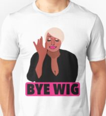 "Nene Leakes ""BYE WIG"" - Real Housewives of Atlanta (RHOA)  Unisex T-Shirt"