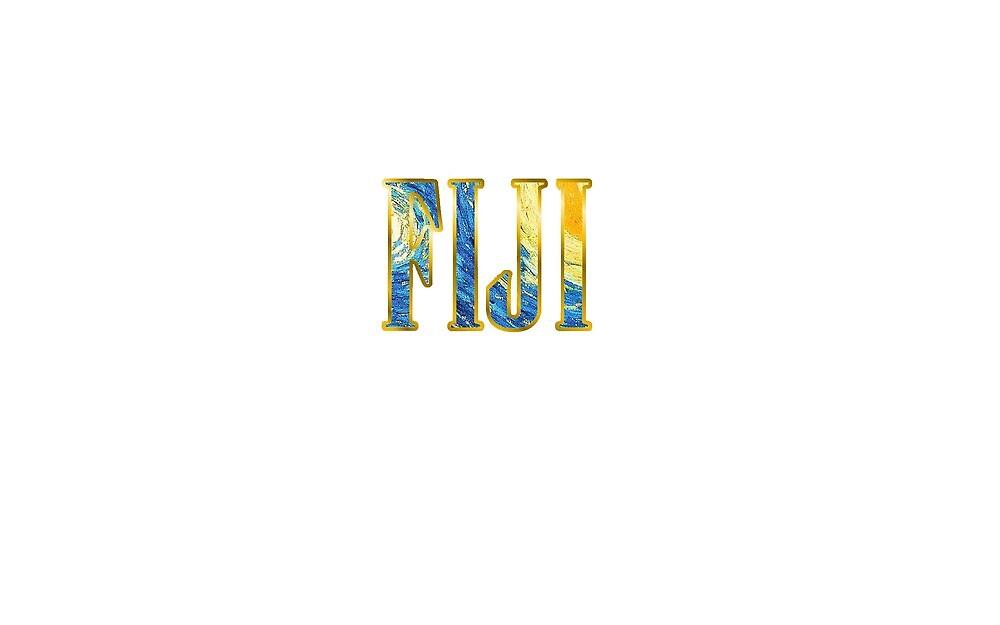 Starry Night FIJI Logo by unomo