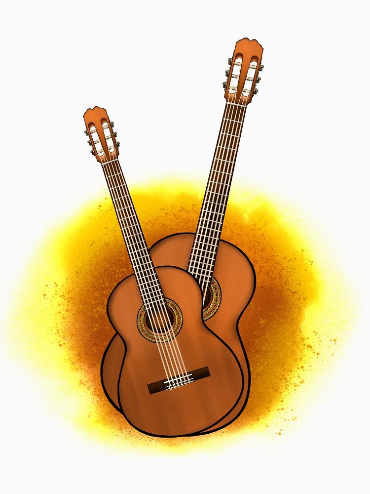 Guitar Duo by xa007