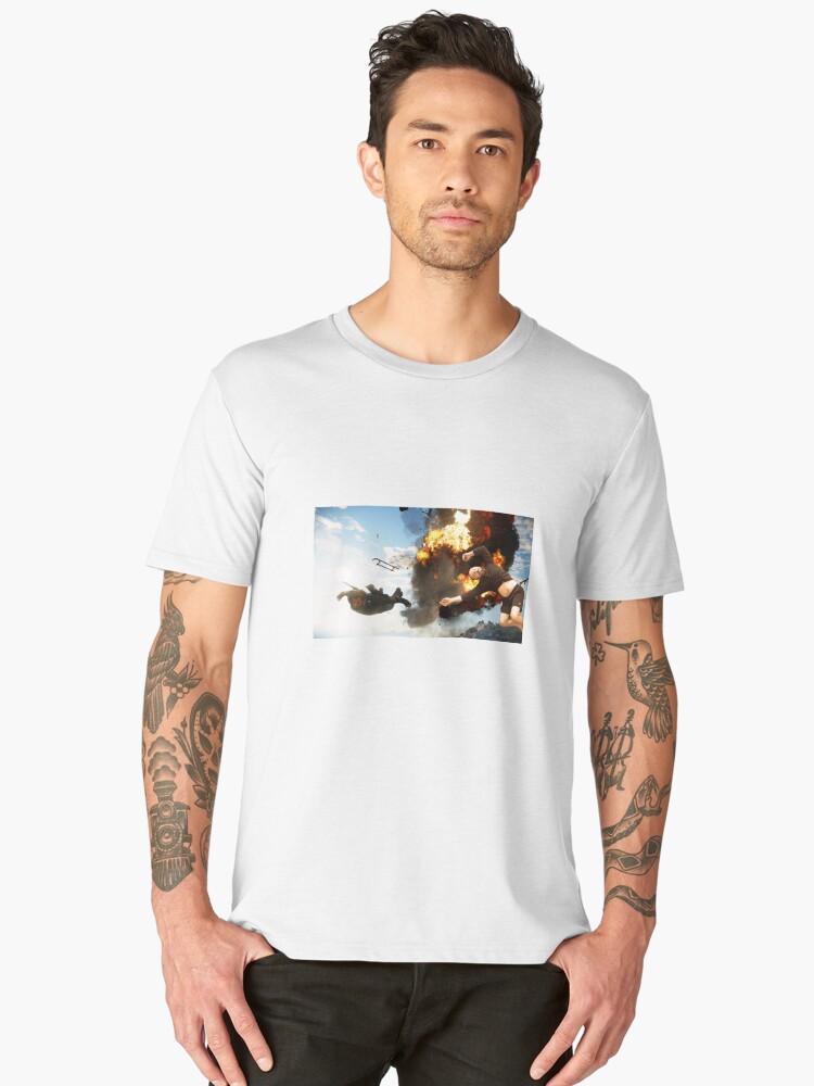 Buzz Men's Premium T-Shirt Front
