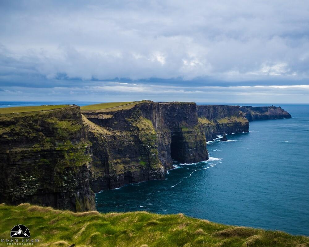 On Irish Seas 3 by Noah Shaw