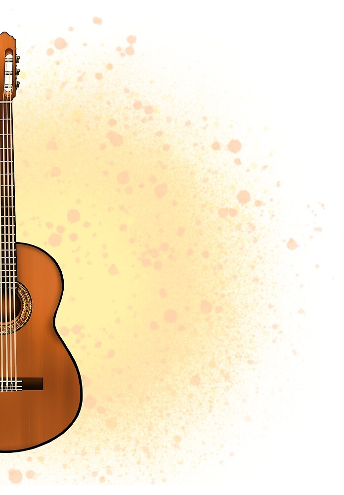 Eclat Guitar by xa007