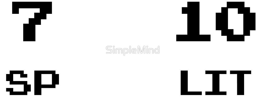 7-10 split by SimpleMind