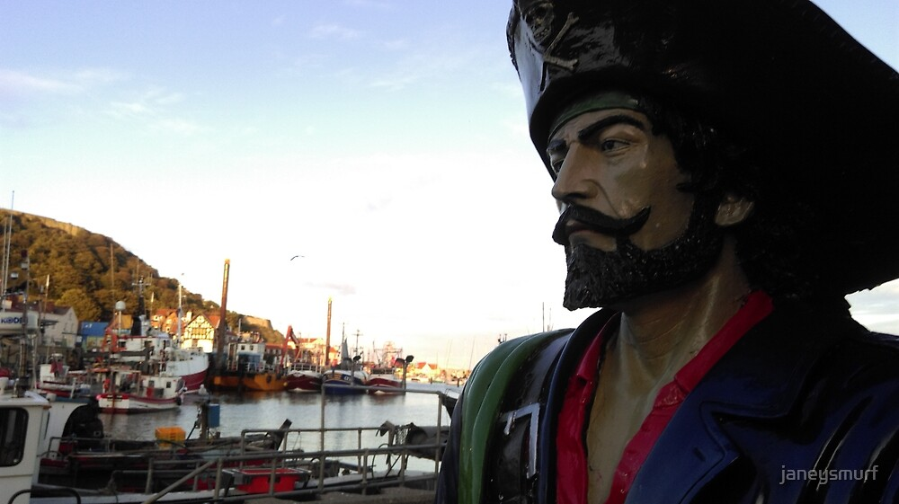 Scarborough Swashbuckler by janeysmurf