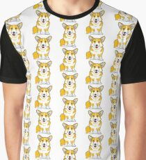 Corgi Graphic T-Shirt