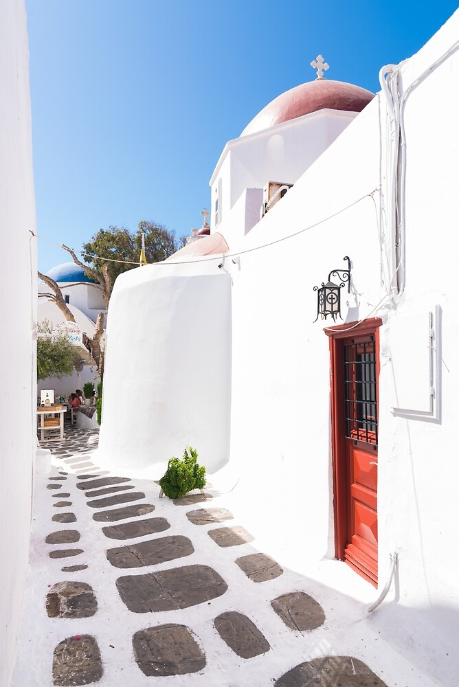 Mykonos/ Greece by Stavros