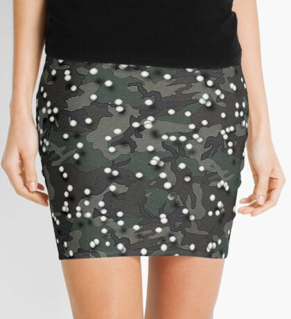 Airsoft Camo Mini Skirt
