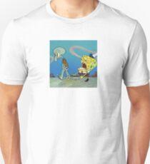Krusty Krab Pizza Unisex T-Shirt