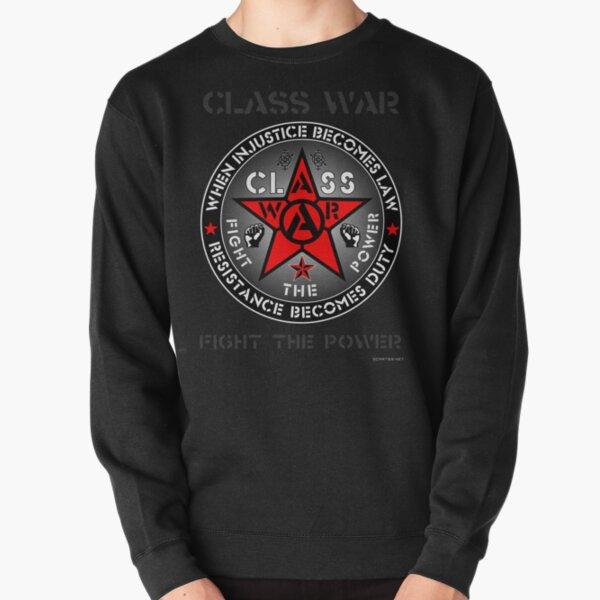 CLASS WAR - FTP Pullover Sweatshirt