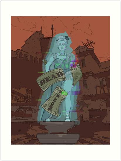 Dead Money // Fallout New Vegas by ughcity