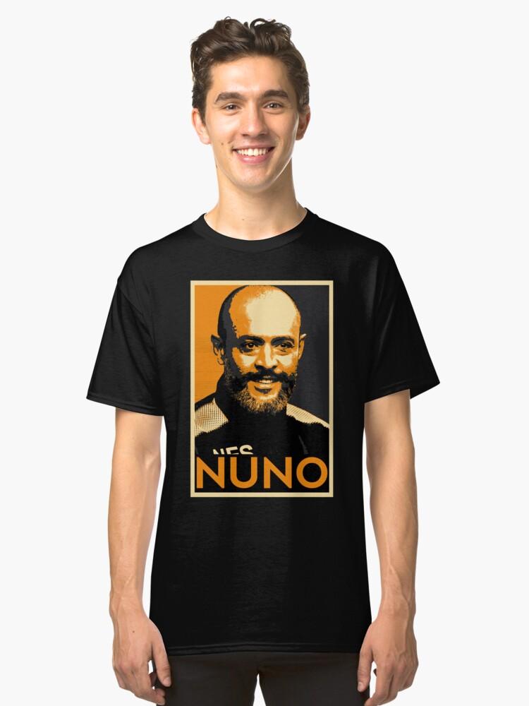 Nuno Had A Dream Classic T-Shirt Front