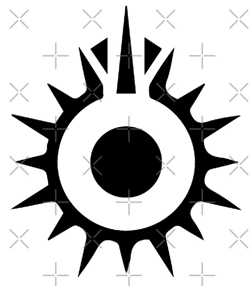 Black sun by SingingUnicorn