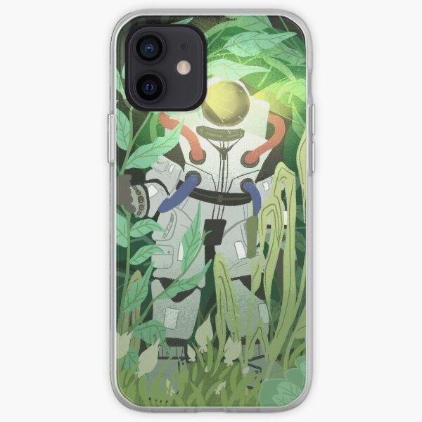 Space Arboretum iPhone Soft Case