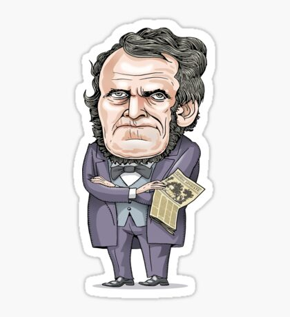 William Lyon Mackenzie Sticker