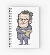 William Lyon Mackenzie Spiral Notebook