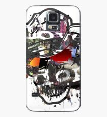 Skulls Love Is Dope Graphic Print Swag  Case/Skin for Samsung Galaxy