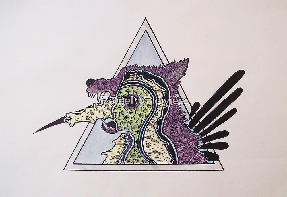 Animal Triad Soul by Rafael  Valdivieso