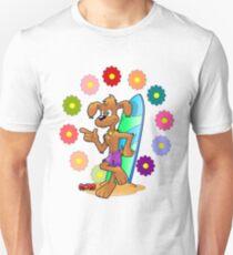 Summer Time Pup Unisex T-Shirt