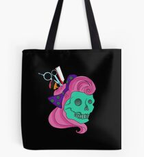 Curl uppp and Dyeee Tote Bag