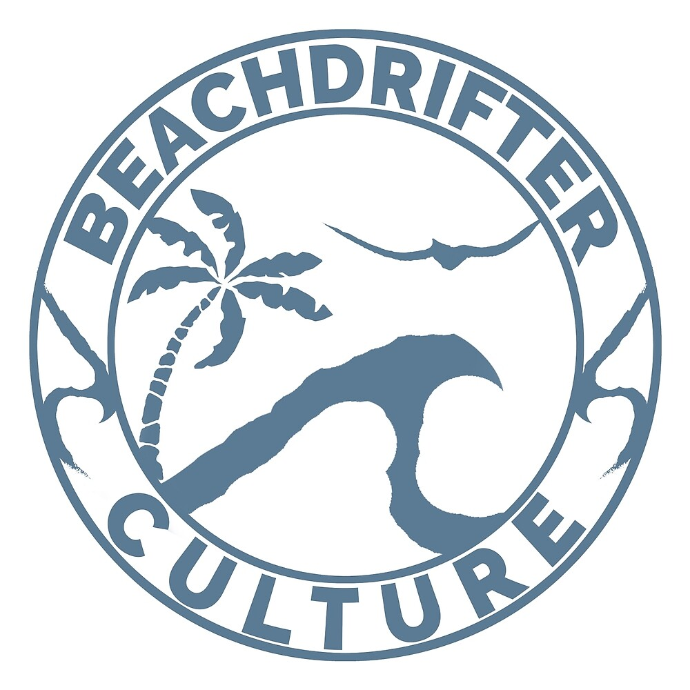 Beach Drifter Culture circle by beachdriftercc