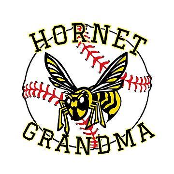 Hornet Grandma by TeesandTeas