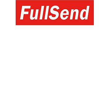Full Send No Half Sends Nelk Certified Beauty Red Box Original  by TNTmerchandise