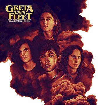 Greta Van Fleet by Cusgas
