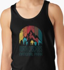 North Cascades National Park Gift or Souvenir T Shirt Tank Top