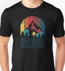 North Cascades National Park Gift or Souvenir T Shirt Unisex T-Shirt