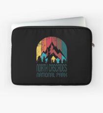 North Cascades National Park Gift or Souvenir T Shirt Laptop Sleeve