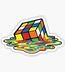Rubix Cube Sticker Sticker